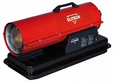Нагреватель жидкотопл. Elitech ТП 22ДБ; прям.нагр, 22кВт, 357м3/ч, 1.7л/ч, 76х29.7х39.4см, 12.2кг