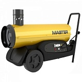 Нагреватель жидкотопл. Master BV290E; непрям.нагр, 81кВт, 3300м3/ч, 105°С, 6,8л/ч,159х75х117см,126кг