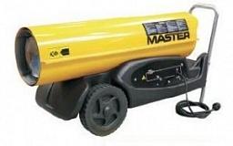 Нагреватель жидкотопл. Master  B180; прям.нагр, 48кВт, 550м3/ч, 170°С, 3,8л/ч, 120х40х53см, 42кг